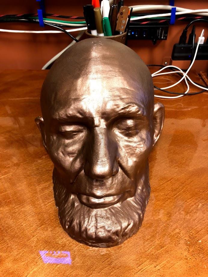 Abe's Head